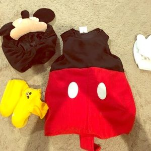 Baby Mickey Mouse costume. 18-24months